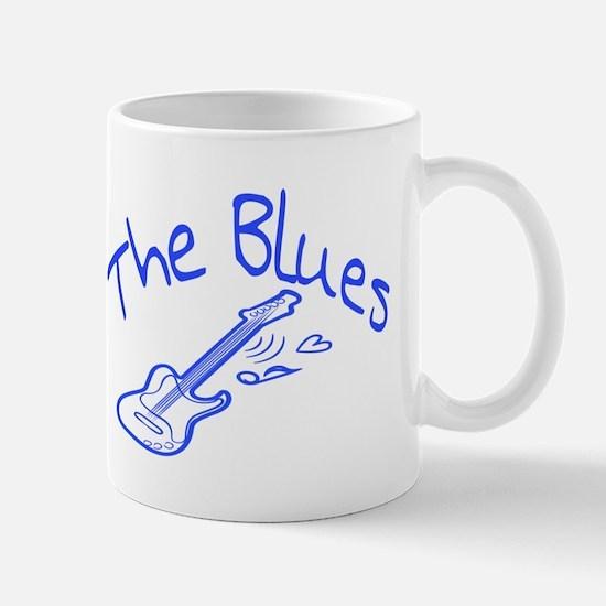 The Blues Mugs