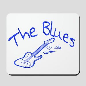 The Blues Mousepad