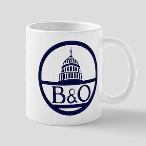 Baltimore & Ohio Railroad- Modern Mugs