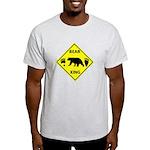 Bear and Tracks XING Light T-Shirt