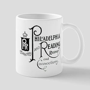 Reading Railroad Logo Original Mugs