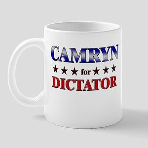 CAMRYN for dictator Mug