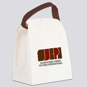 SSCIP logo Canvas Lunch Bag