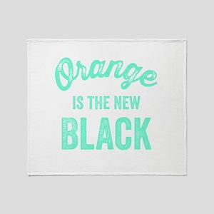 Orange Is The New Black. Crazy Eyes. Throw Blanket