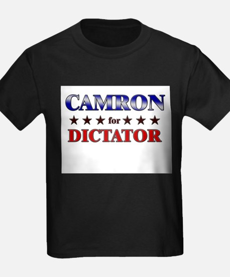 CAMRON for dictator T