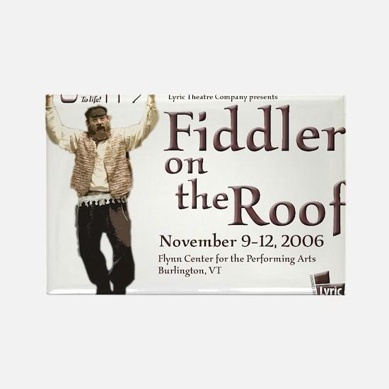 Lyric Fiddler '06 Magnets
