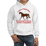 MFT If I wanted to BOUNCE Hooded Sweatshirt