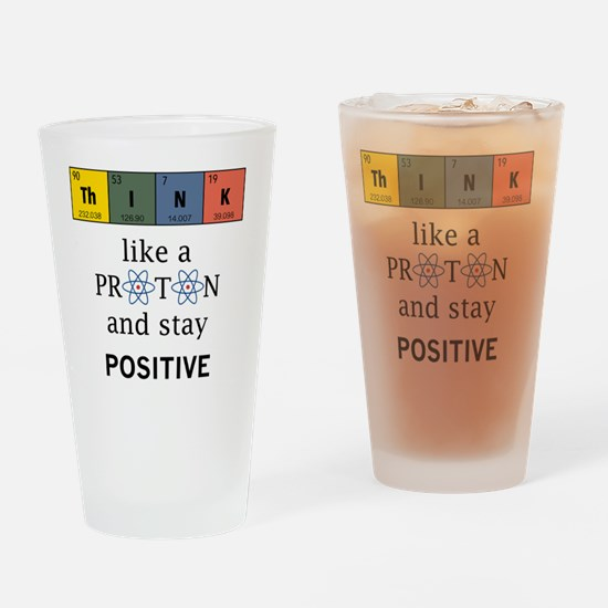 Unique Chemistry funny Drinking Glass