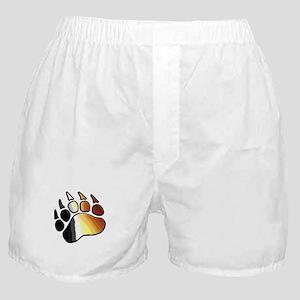 BEAR PRIDE PAW2/TONES Boxer Shorts