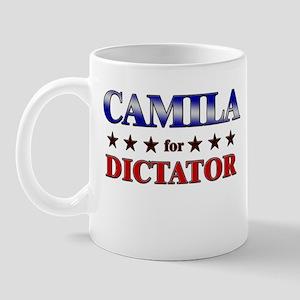 CAMILA for dictator Mug
