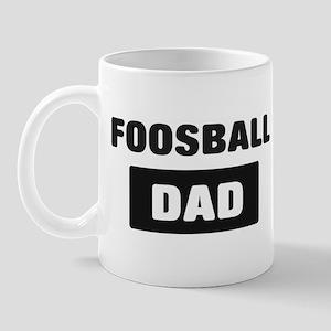 FOOSBALL Dad Mug