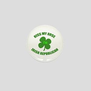 Irish Republican Mini Button
