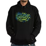 Gem City Graffiti Hoodie (dark)