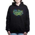 Gem City Graffiti Women's Hooded Sweatshirt