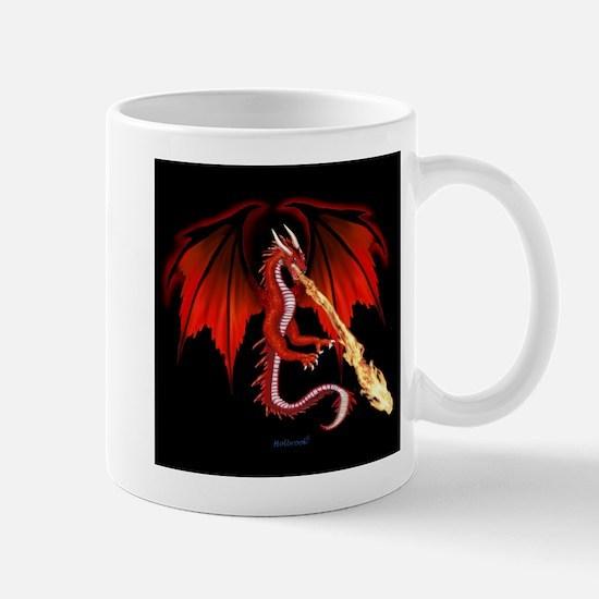 Devil Dragon Mugs
