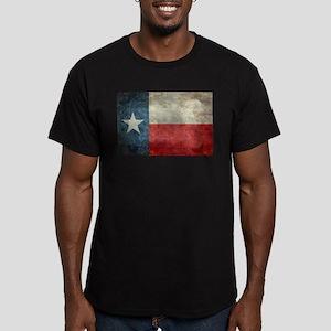 Texas state flag vintage retro style original aspe