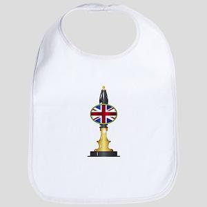 UK Flag Beer Pump Bib
