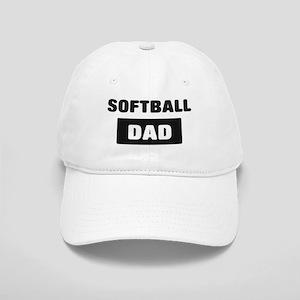 Softball Dad Hats - CafePress cc92f8d90ff
