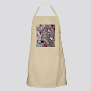 Mixed Seashells Apron