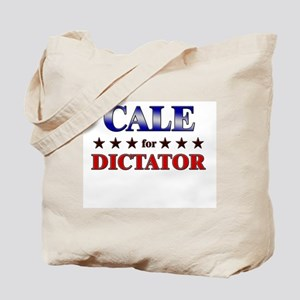 CALE for dictator Tote Bag