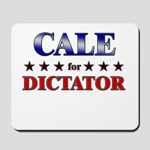 CALE for dictator Mousepad