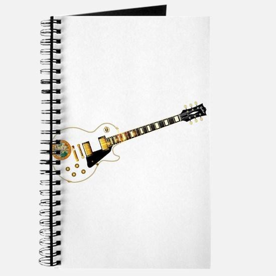 Florida Flag Guitar Guitar Journal