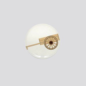 Mormon Hand Cart Mini Button