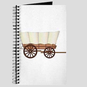 Covered Wagon Wheel Journal
