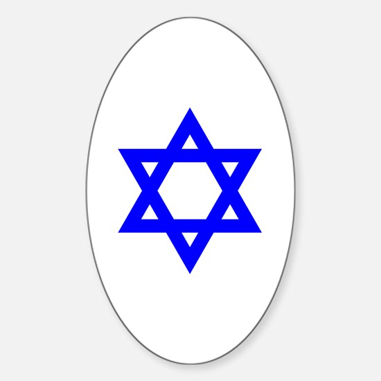 Cute Jews Sticker (Oval)