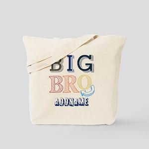 Big Brother Custom Name Tote Bag