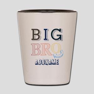 Big Brother Custom Name Shot Glass