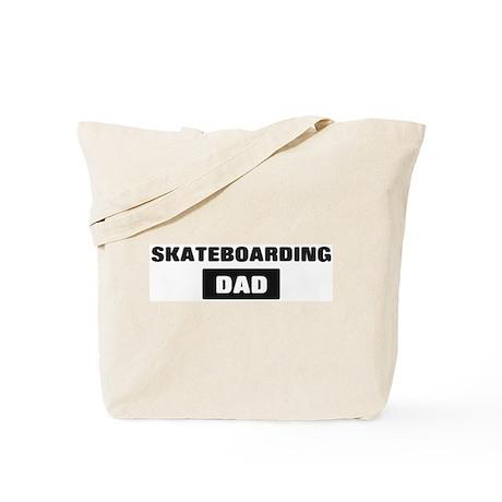 SKATEBOARDING Dad Tote Bag