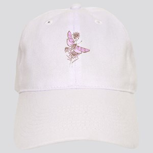 Summertime Pink Lemonade Dragonfly Coneflower Cap