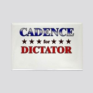 CADENCE for dictator Rectangle Magnet