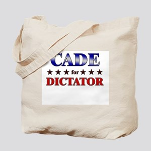 CADE for dictator Tote Bag