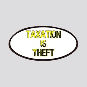 Taxation Is Theft Patch