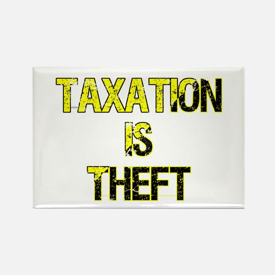 Taxation Is Theft Magnets