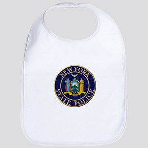 Police for the state of New York Bib