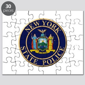 Police for the state of New York Puzzle