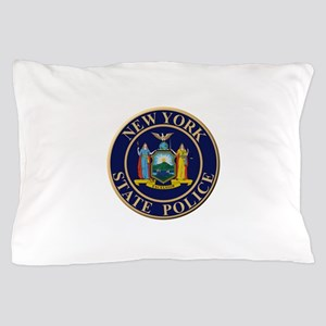 Police for the state of New York Pillow Case