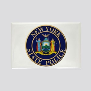 Police for the state of New York Magnets