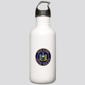 Police for the state of New York Water Bottle