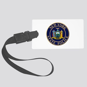 Police for the state of New York Luggage Tag