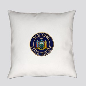 Police for the state of New York Everyday Pillow