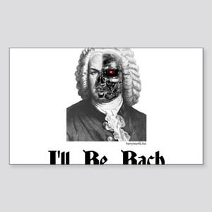 I'll Be Bach (2) Sticker