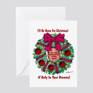 Special Orders Christmas Greeting Card
