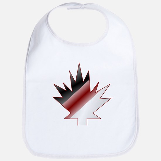 Maple Leaf Bib