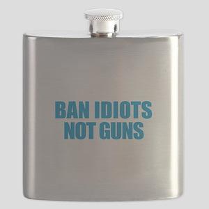 Ban Idiots Flask