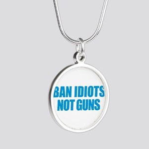 Ban Idiots Necklaces