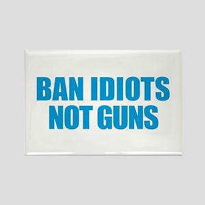Ban Idiots Magnets